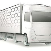 ΠΑΝΕΛ PP truck