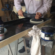 NW1 polishing black color tooling mold__1